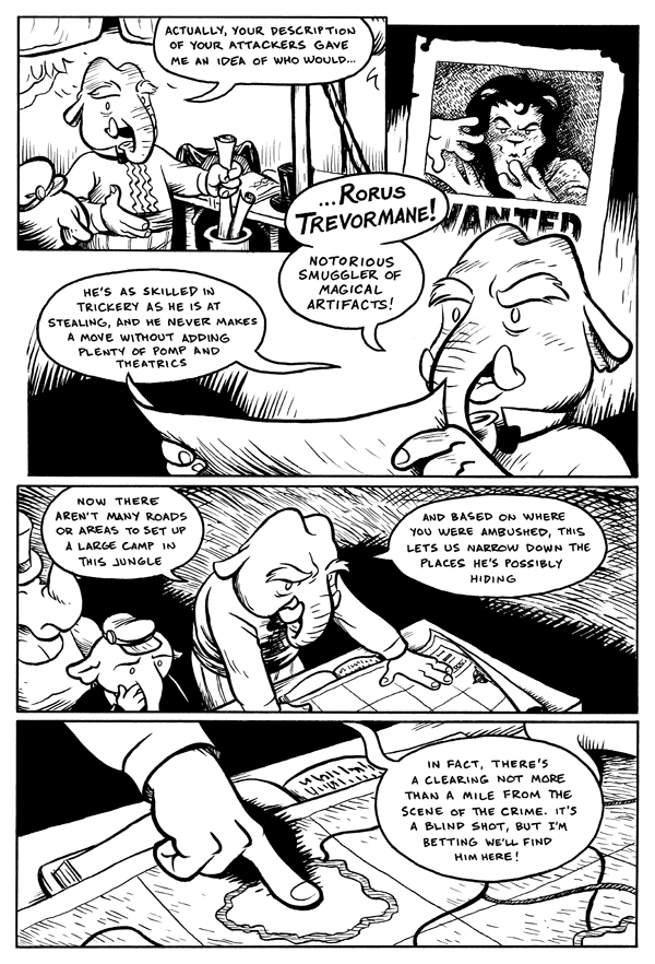 Young Elephano, Page 6